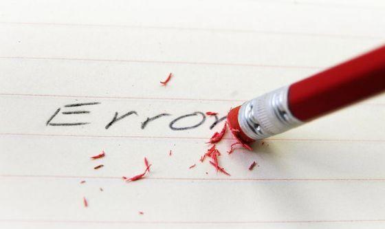 Smettere di identificarsi con il fallimento
