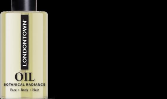 Oil Botanical Radiance Face Body Hair Londontown