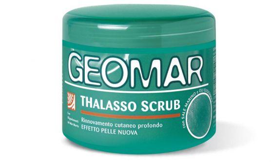 Thalasso scrub effetto pelle nuova Geomar