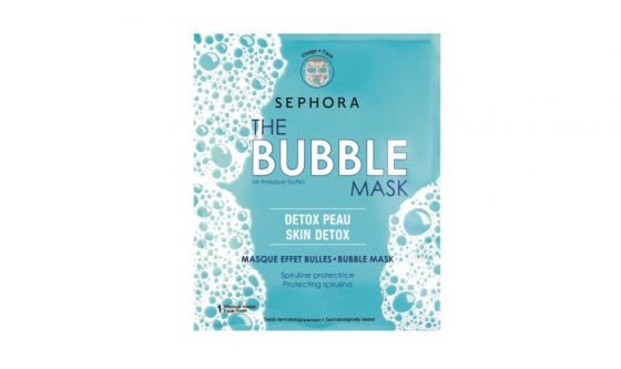 The Bubble Mask Sephora