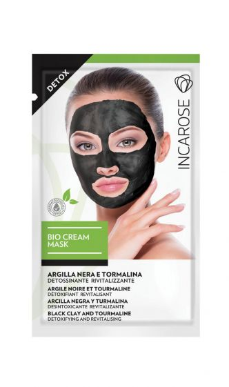 Incarose Bio Mask Cream Detox