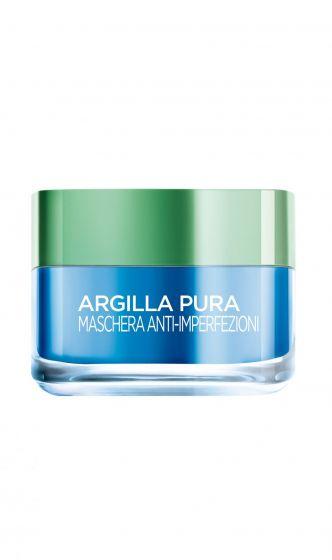 Maschera antimperfezioni Argilla pura L'Oréal Paris