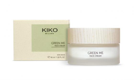 Face Cream Kiko Green Me