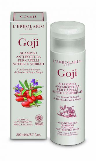 Shampoo Anti rottura L'Erbolario