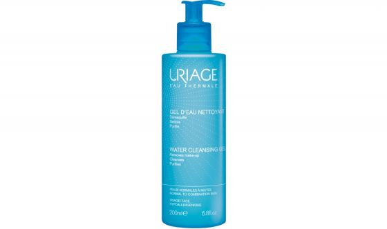 Gel detergente all'acqua Uriage