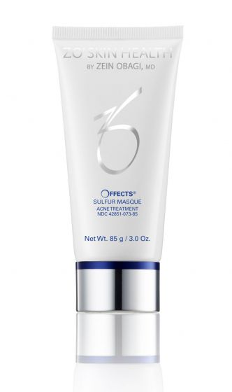 Zo Skin Health Offects Sulfur Masque