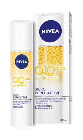 Nivea Q10plus Antirughe Siero Perle Attive