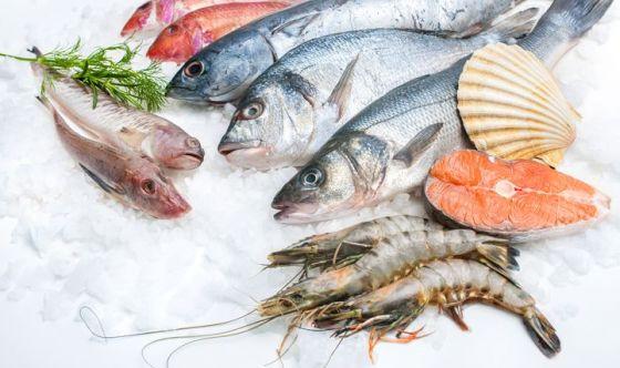 I giovani: poco pesce e frutta a guscio