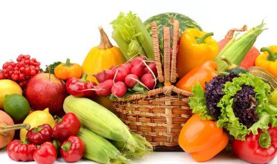 Estate: tempo di frutta e verdura