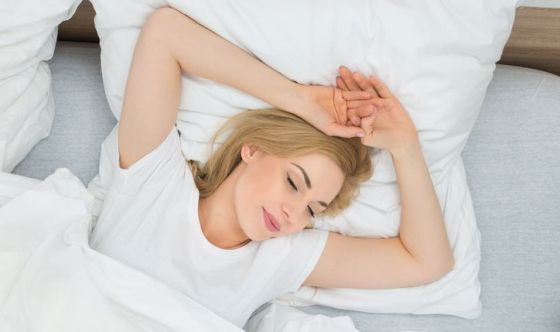 Svegliarsi dopo una sana dormita