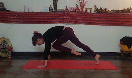 Risvegliati dall'inverno con lo yoga