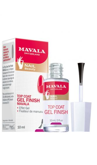 Top Coat Gel Finish Mavala