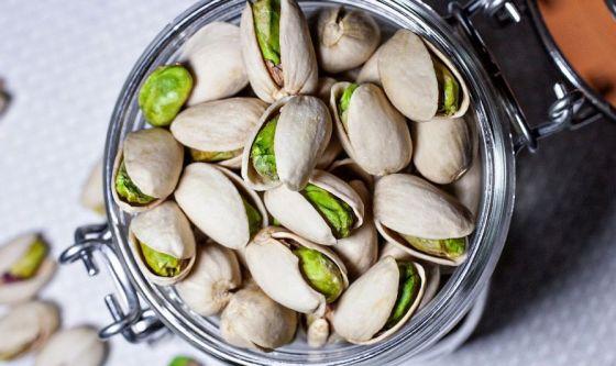 10 buoni motivi per inserire i pistacchi nella dieta