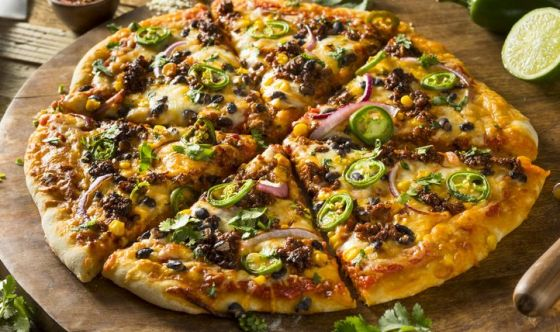 La pizza è amatissima anche in America