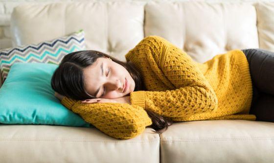 Sonnellino pomeridiano, i 5 benefici del pisolino