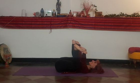 Gli attacchi d'ansia e lo yoga