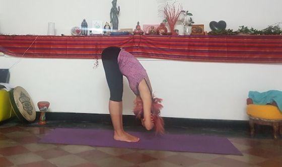 Allungare la schiena