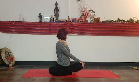 La torsione da seduti