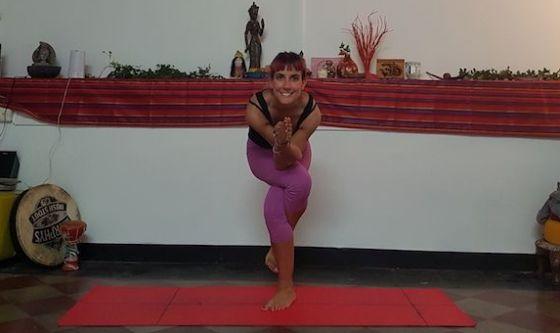 Ginocchia sane e forti con lo yoga