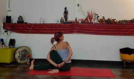 Lo yoga per riniti e allergie