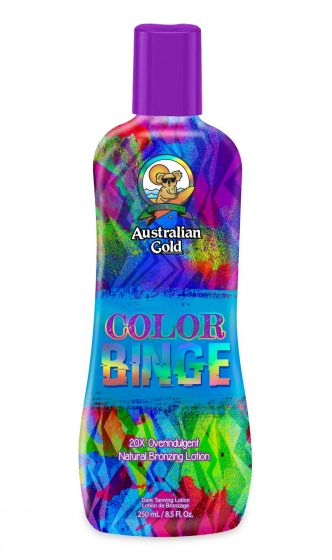 Color Binge Australian Gold