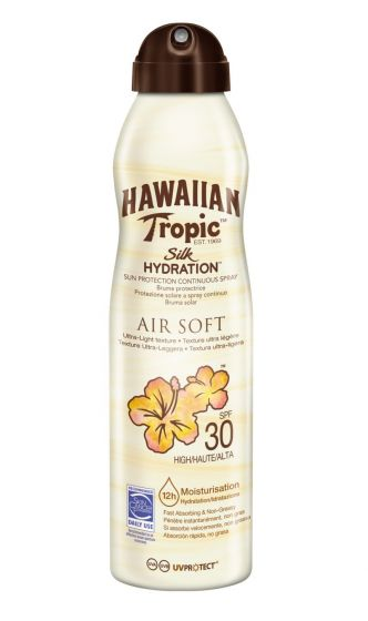 Silk Hydration Air Soft Spray Hawaiian Tropic