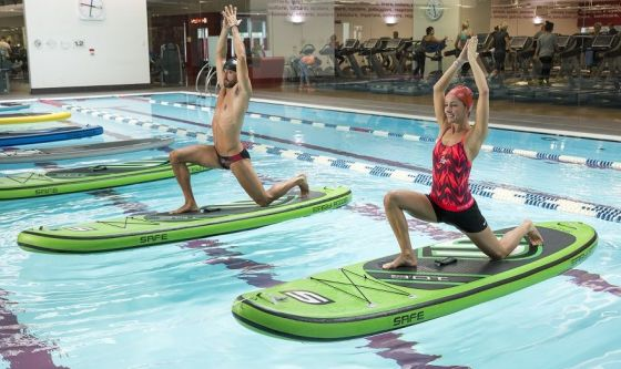 SUP indoor: la novit� dell'autunno firmata Virgin Active