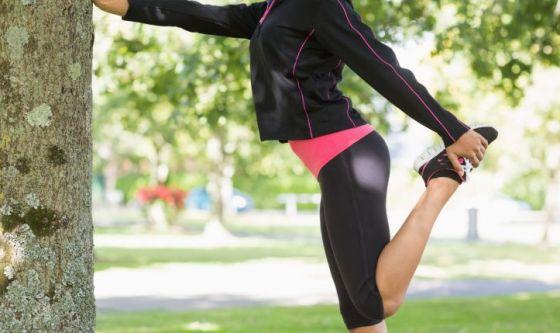 Svolgere regolare attività fisica