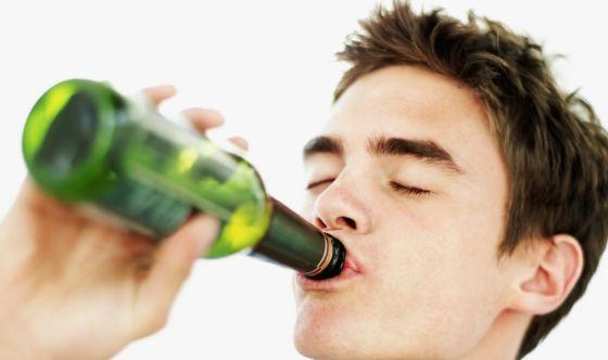 Limitare le bevande alcoliche