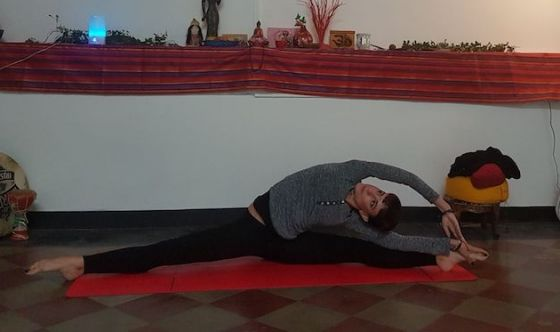 Fianchi e gambe snelli col Pilates