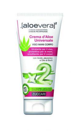 Crema d'Aloe Universale Viso-Mani-Corpo Zuccari