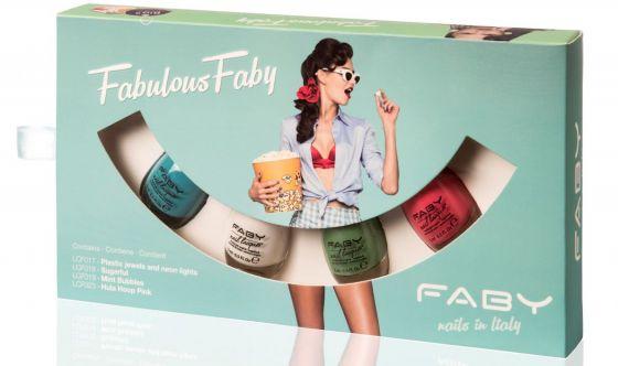 Cofanetto Faby Fabulous