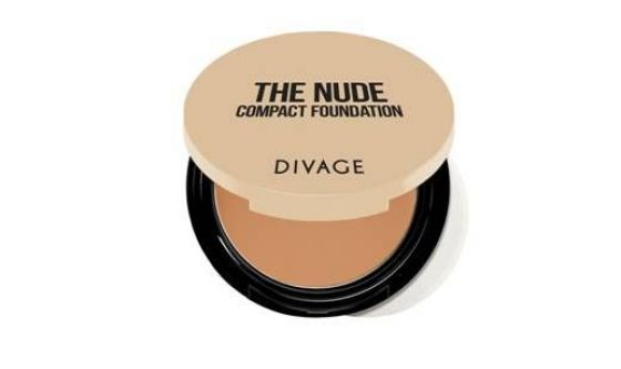 The nude Fondotinta compatto Divage