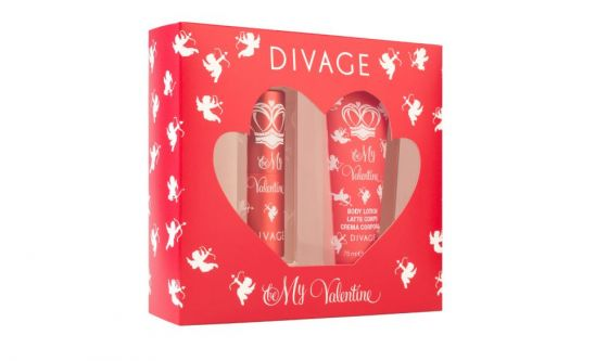 Be My Valentine Divage