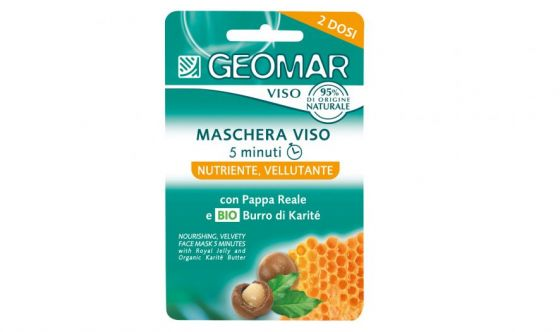 Geomar Maschera Viso Nutriente