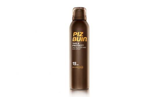 Spray solare intensificante Spf15 Piz Buin