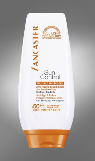 Sun Control Spf 50 Uniform Tan Milk Lancaster