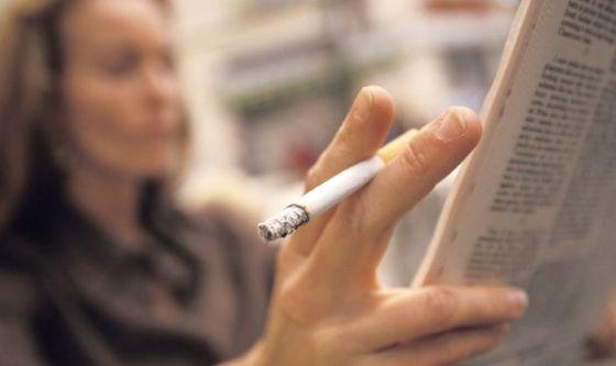 Il fumo di sigaretta peggiora i sintomi
