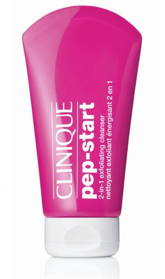 Pep-Start 2-in-1 Exfoliating Cleanser Clinique