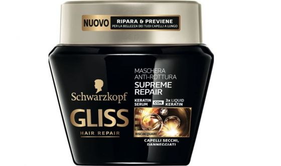 Gliss Supreme Repair Maschera anti-rottura Schwarzkopf