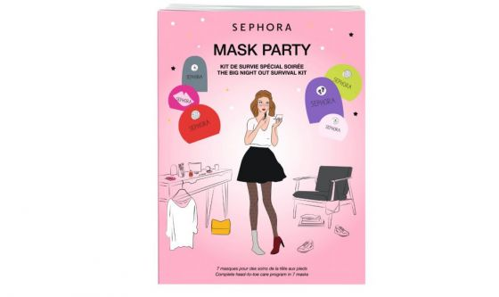 Mask Party The big night out Survival kit Sephora