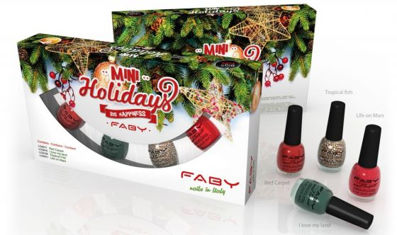 Holidays kit di Faby