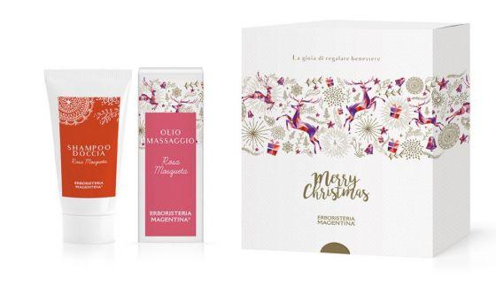 Kit regalo Rosa mosqueta di Erboristeria Magentina