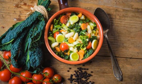Minestrone: un must dell'inverno