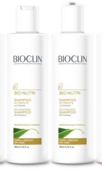 Bio-Nutri Shampoo nutriente Bioclin