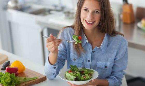 Consuma frutta e verdura 5 volte al giorno