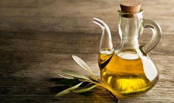 Usare l'olio d'oliva
