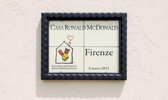 La casa Ronald McDonald di Firenze