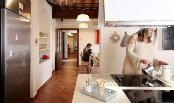 La cucina, un luogo di aggregazione