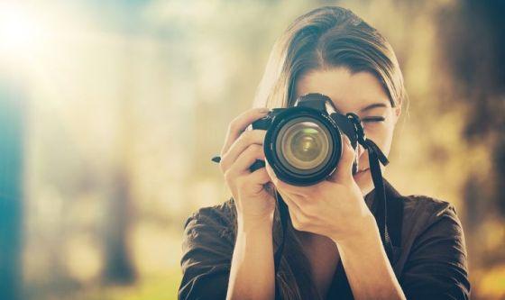 Uscire di casa con la macchina fotografica